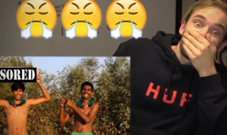 pewdiepie disney rompt juteux-contrat cause blague antisemite