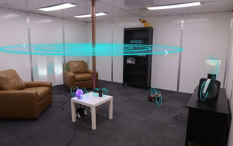 La pièce où smartphone et objets se rechargent sans fil existe enfin !