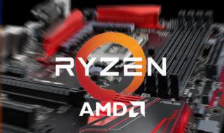processeurs amd ryzen date sortie prix benchmarks cartes meres