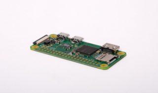 Raspberry Pi Zero W : Wi-Fi et Bluetooth intégrés, un nouveau modèle à 11 euros