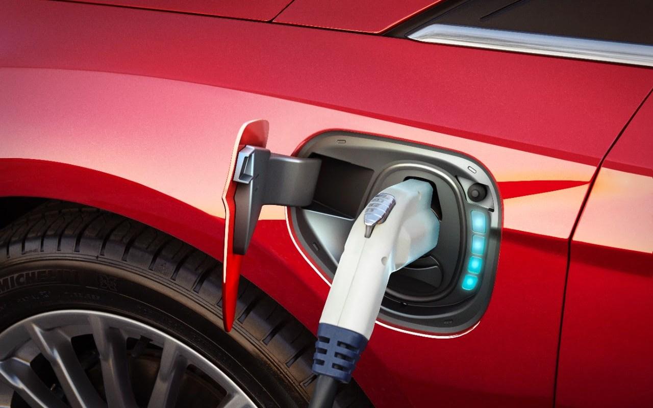 Recharge véhicule électrique