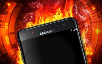 Samsung : le scandale du Note 7 ruine la réputation de la firme aux US, Apple rayonne