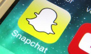 Application Snapchat