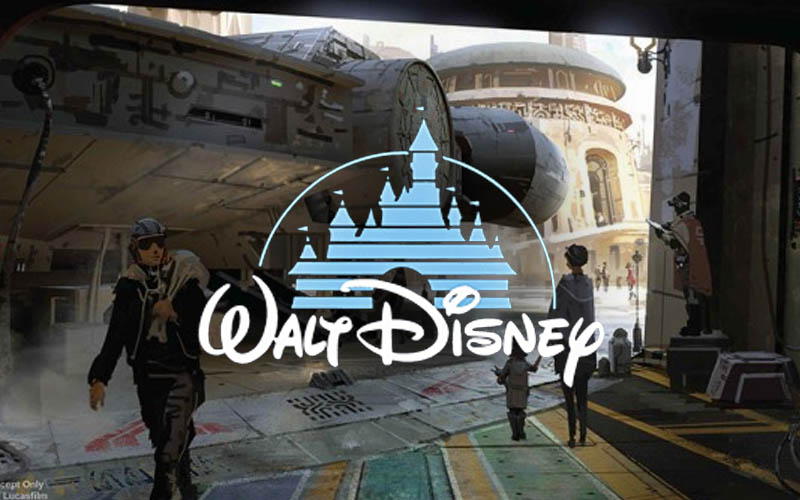 star wars parcs disney falcon millenium ouvriront 2019