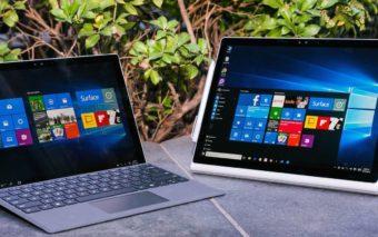 Microsoft : la Surface Pro 5 semble avoir fuitée sur un profil LinkedIn