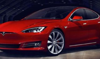 La Tesla Model S P100D