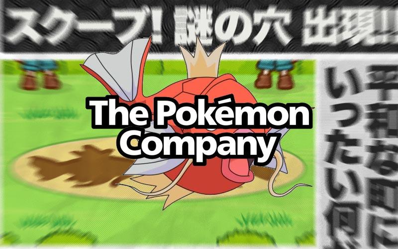 the pokemon company annonce nouveau jeu ios android