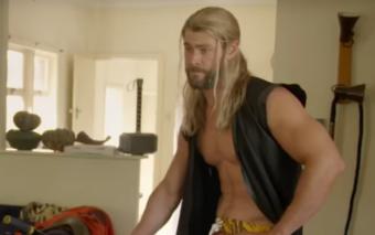 Thor et son colocataire Darryl sont de retour dans une vidéo toujours aussi drôle !