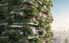 La Chine construit des immeubles végétaux pour purifier l'air
