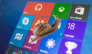 windows 10 comment accelerer pc application malwares