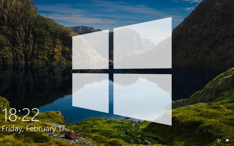 ouverture windows 10 sans code