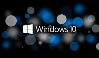 windows 10 projet neon application