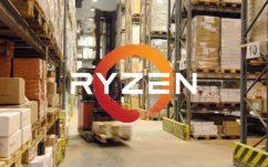 Les AMD Ryzen arrivent chez les premiers acheteurs, mais il y a un problème