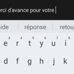 android nougat comment desactiver enlever correcteur orthographe automatique