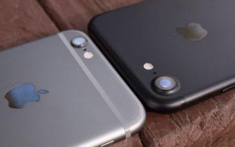 Apple : les ventes d'iPhone 6S ont explosé celles de Samsung en 2016