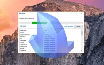 Windows 10 : comment installer tous les logiciels en même temps quand on change de PC