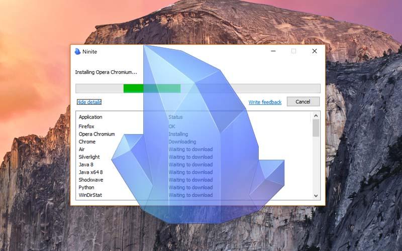 comment installer tous logiciels pc