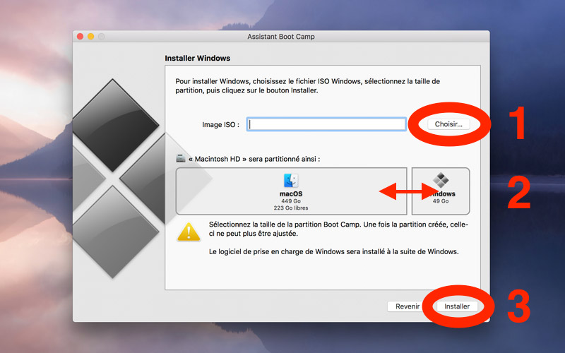 comment installer windows 10 mac facilement tuto bootcamp