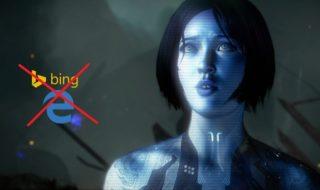 Cortana Windows 10 : comment définir Chrome comme navigateur et Google pour les recherches