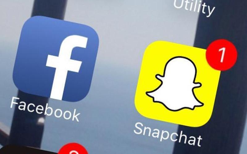 facebook messenger mise a jour snapchat