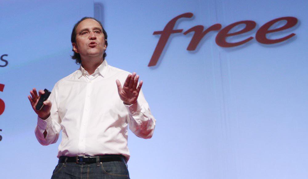 Xavier Niel de Free