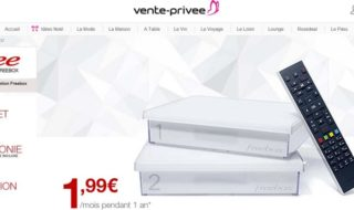 Free : une vente privée va casser les prix de l'offre internet !