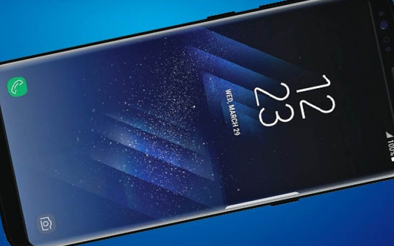 galaxy s8 nouvelle interface icones fuite derniers details flagship samsung