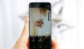 Le Galaxy S8 a le même capteur photo que le S7