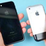 iphone 8 apple pourrait faire ressembler tout premier iphone 10 ans