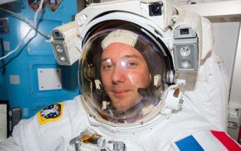 ISS : Thomas Pesquet sort en direct de la station spatiale, suivez le live vidéo