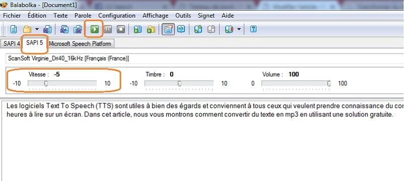 transformer texte pdf en word