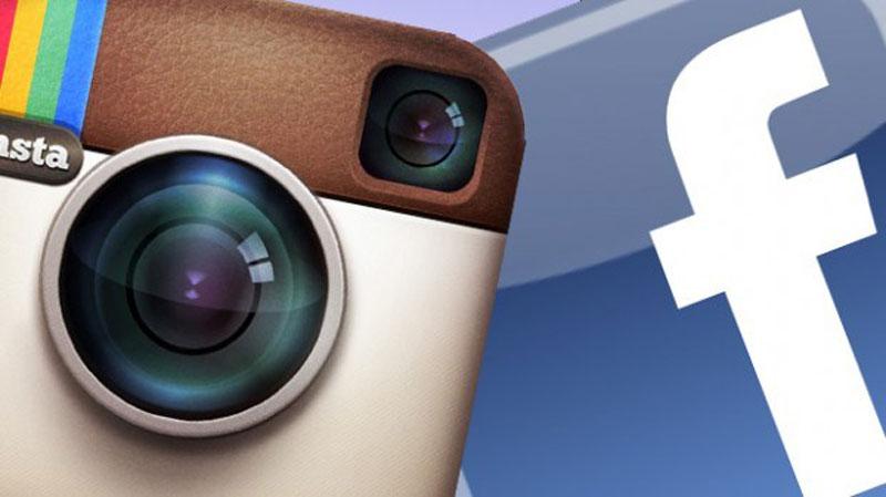 Lier compte Facebook et Instagram
