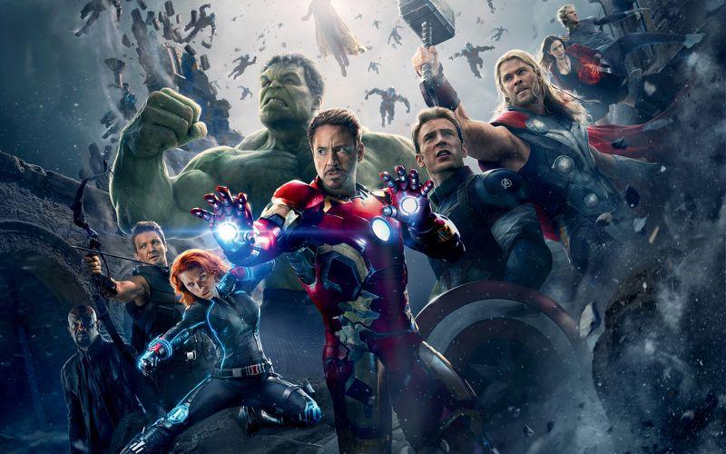 Marvel Calendrier.Marvel Calendrier Des 17 Films En Preparation Jusqu En 2020