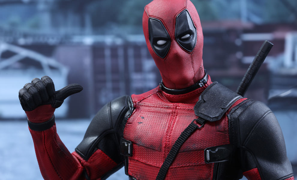 Un court teaser de Deadpool