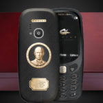 Nokia 3310 : la version Poutine est en vente en Russie, et c'est pas donné !
