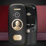 nokia 3310 version poutine vente russie pas donne