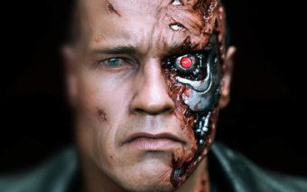 Des robots pourraient être prochainement recouverts de chair humaine