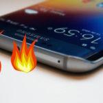 Un Galaxy S7 prend encore feu dans une voiture, ça aurait pu être plus grave