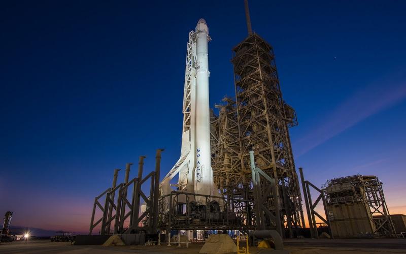 SpaceX réutilise pour la première fois une fusée
