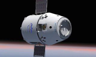 La capsule Dragon de retour sur Terre