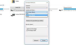 FAT32, exFAT et NTFS: comprendre les systèmes de fichiers et leurs différences