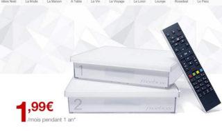 Vente privée Freebox Crystal à 1.99 € : comment en profiter ?