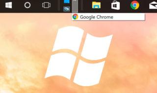 windows 10 comment afficher barre lancement rapide windows xp