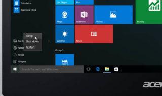 windows 10 comment empecher pc mettre en veille