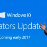 windows 10 creators update mise a jour