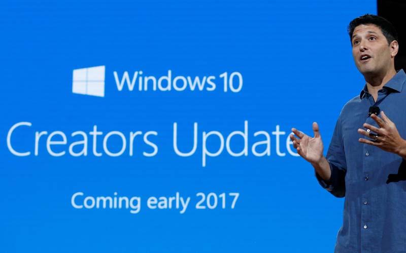 windows 10 creators update mise a jour