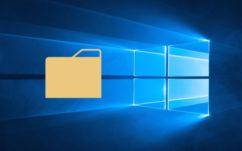 Windows 10 met des publicités dans l'Explorateur de fichiers, comment les enlever