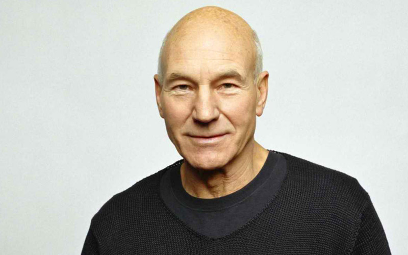 x-men patrick stewart role professeur xavier condition