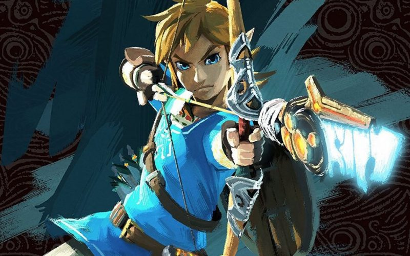 Zelda Breath of The Wild mise à jour frame rate