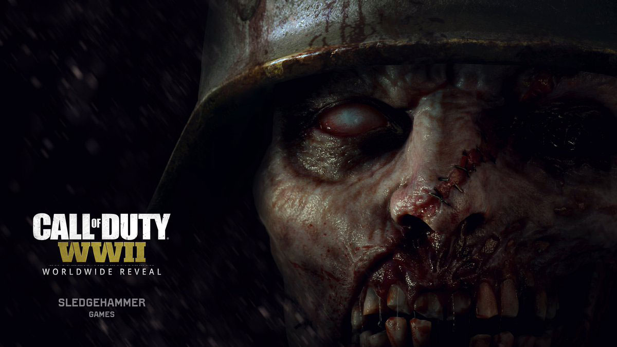 Call of Duty WWII mode zombies